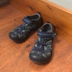 Boys merrell sandals
